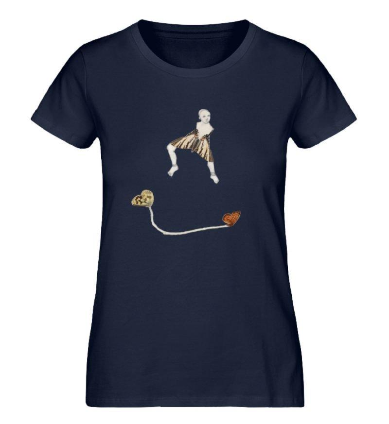 """Lolita"" von Elisabeth Endres - Damen Premium Organic Shirt-6959"
