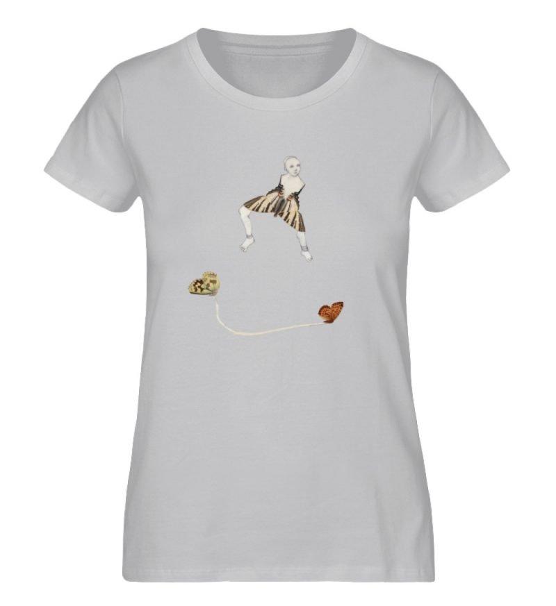 """Lolita"" von Elisabeth Endres - Damen Premium Organic Shirt-17"