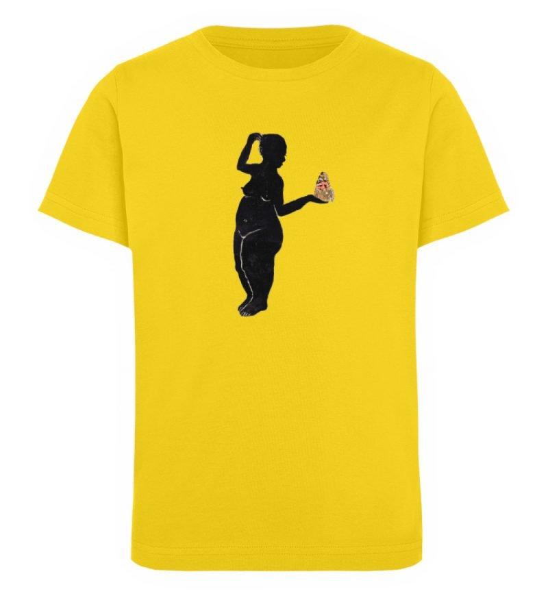 """""""Polly"""" von Elisabeth Endres - Kinder Organic T-Shirt-6885"""