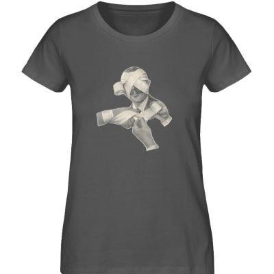 """""""Schlemiel"""" von Elisabeth Endres - Damen Premium Organic Shirt-6903"""