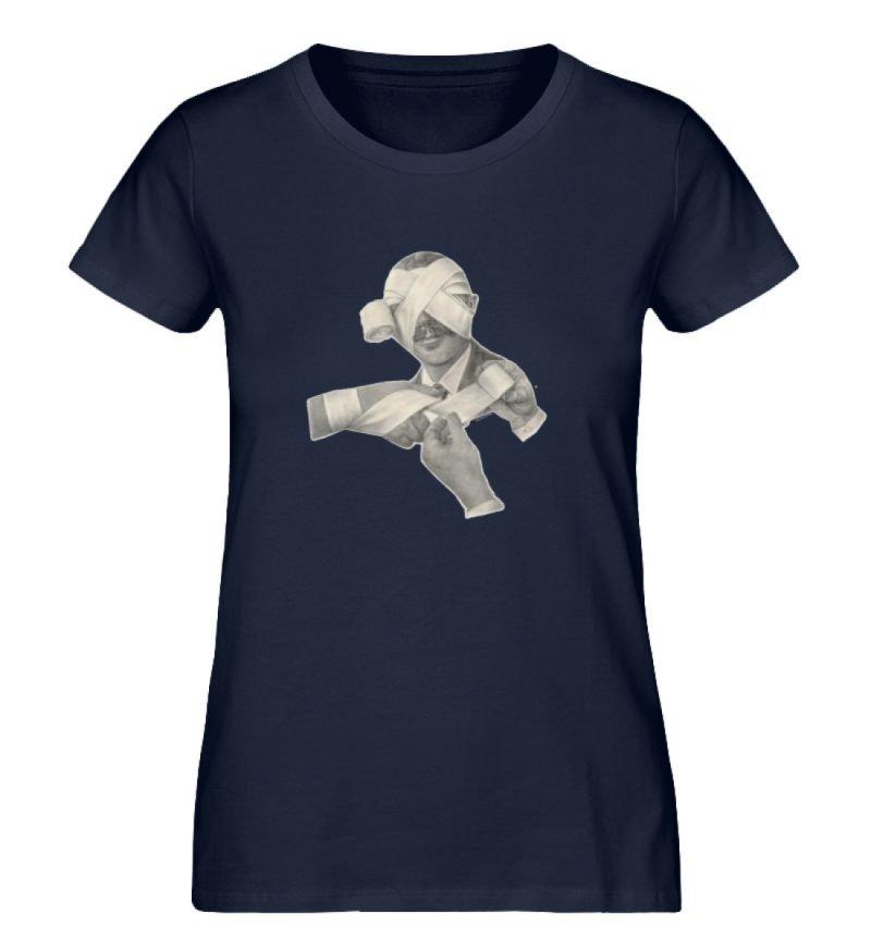 """""""Schlemiel"""" von Elisabeth Endres - Damen Premium Organic Shirt-6959"""