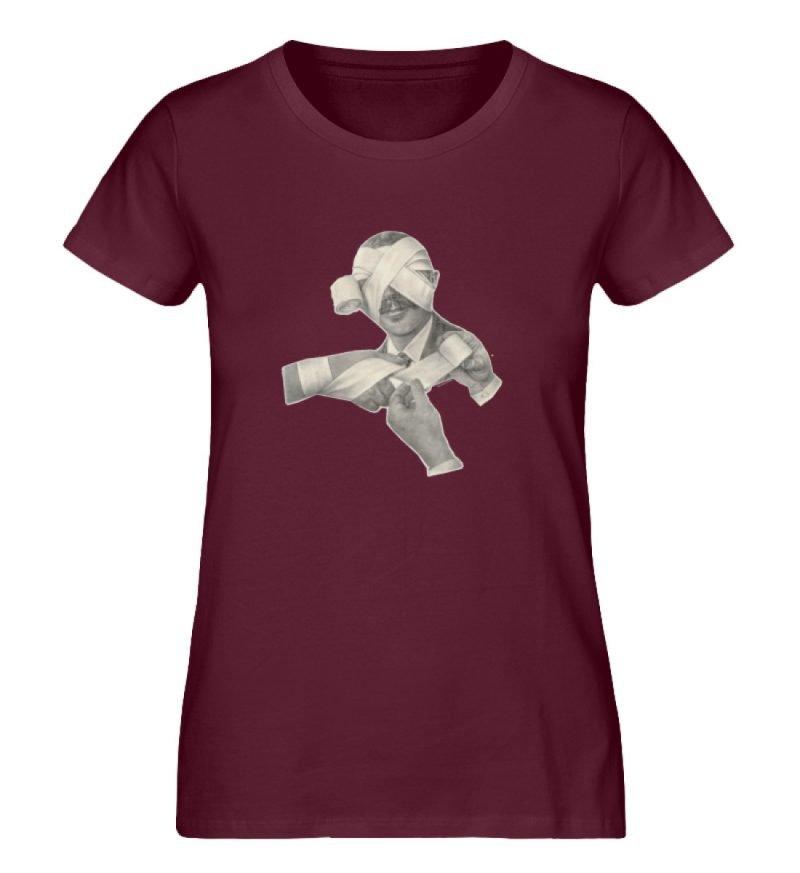 """""""Schlemiel"""" von Elisabeth Endres - Damen Premium Organic Shirt-839"""