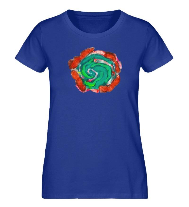 """""""Aus der Mitte 4"""" von Carolin Leyck - Damen Premium Organic Shirt-668"""
