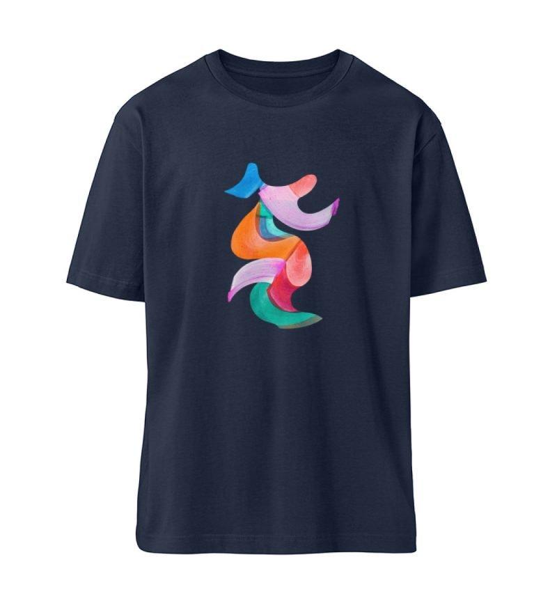 """""""Lob des Schattens 2"""" von Carolin Leyck - Fuser Oversized Shirt ST/ST-6959"""