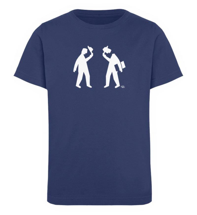 """Kopf ab"" von Christoph Everding - Kinder Organic T-Shirt-6057"