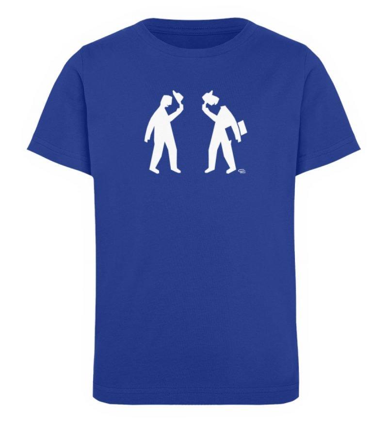 """Kopf ab"" von Christoph Everding - Kinder Organic T-Shirt-668"