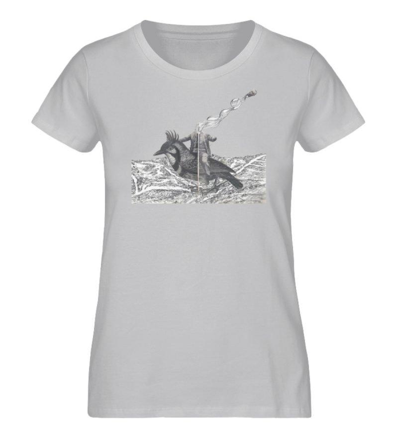 """boceto"" von Chema Chino - Damen Premium Organic Shirt-17"