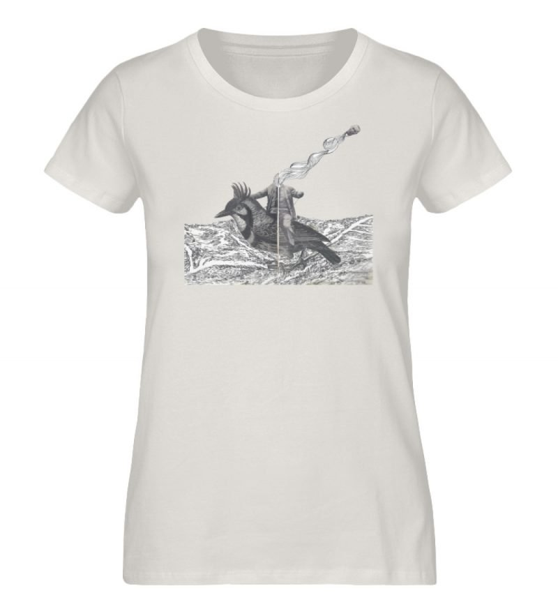 """boceto"" von Chema Chino - Damen Premium Organic Shirt-6865"