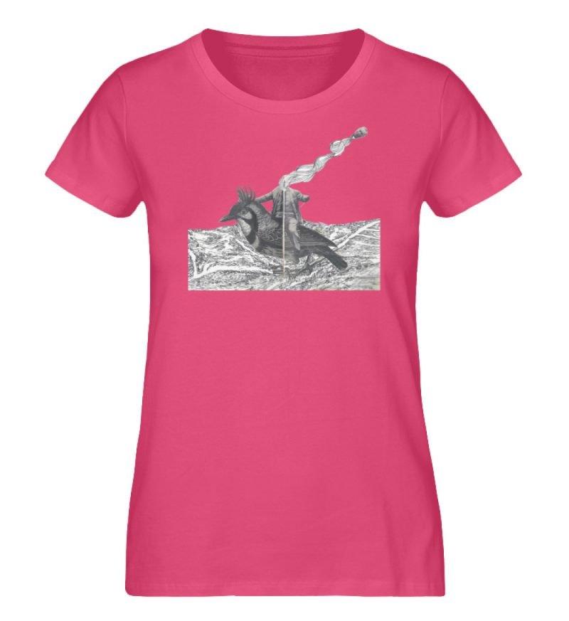 """boceto"" von Chema Chino - Damen Premium Organic Shirt-6866"