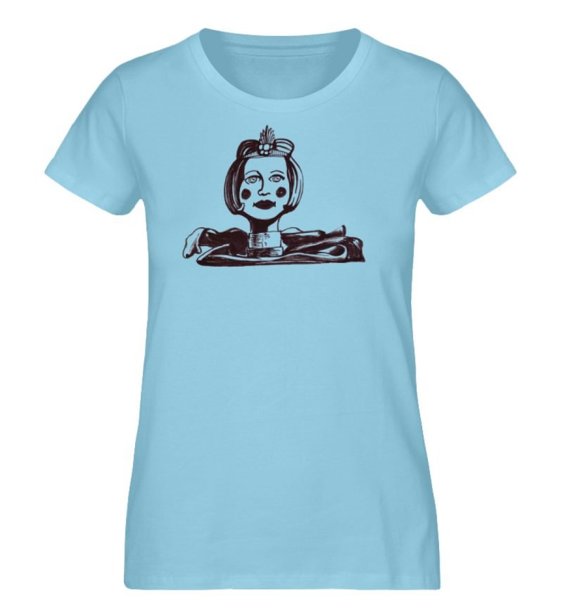 """""""Princess"""" von Alex Rath - Damen Premium Organic Shirt-674"""