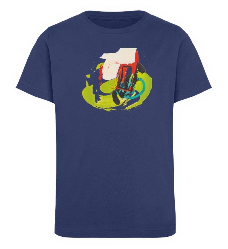 """""""Die Zukunft wird knapp"""" von Sarah Rogen - Kinder Organic T-Shirt-6057"""