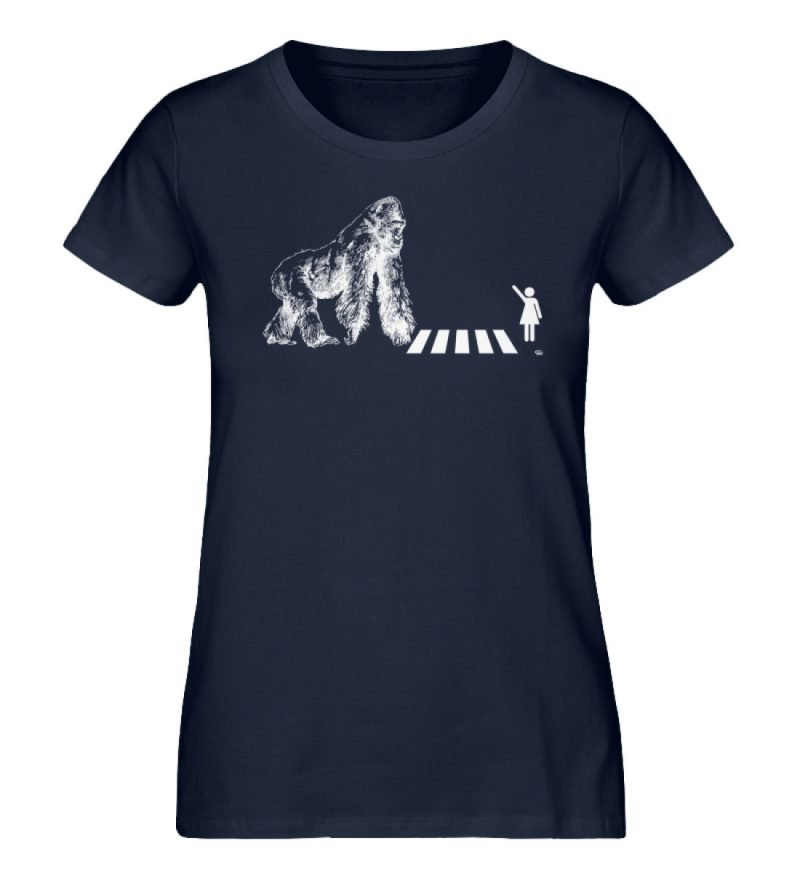 """Gorilla"" von Christoph Everding - Damen Premium Organic Shirt-6959"