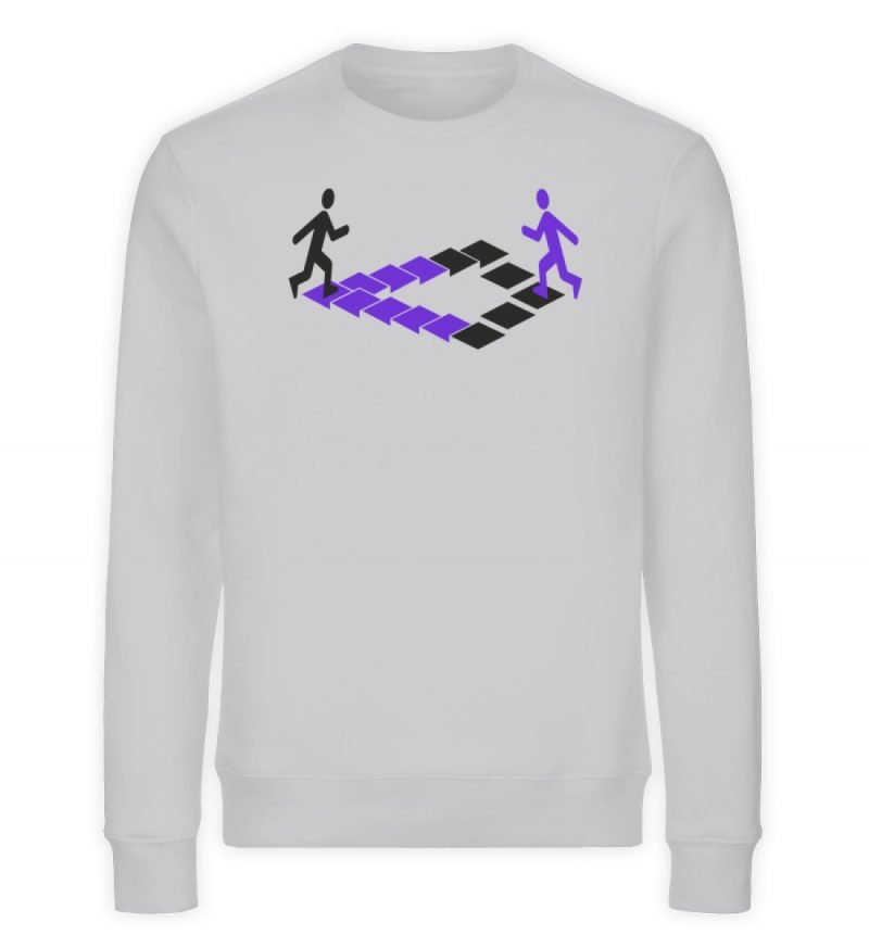 """Penrose"" von Christoph Everding - Unisex Organic Sweatshirt-17"