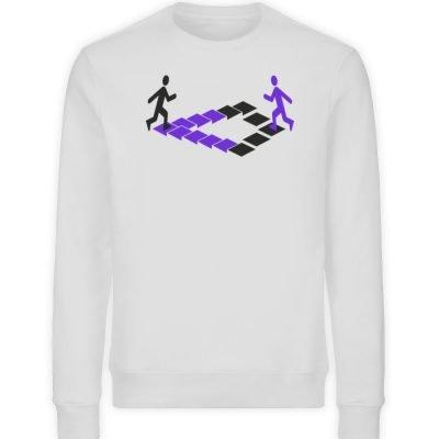 """Penrose"" von Christoph Everding - Unisex Organic Sweatshirt-6961"
