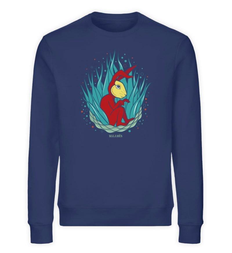 """""""Tochtli"""" von Ruth Melamen - Unisex Organic Sweatshirt-6057"""