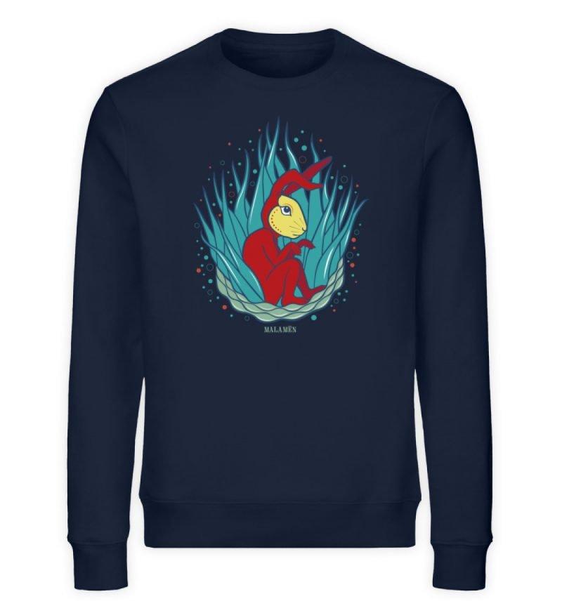 """""""Tochtli"""" von Ruth Melamen - Unisex Organic Sweatshirt-6959"""