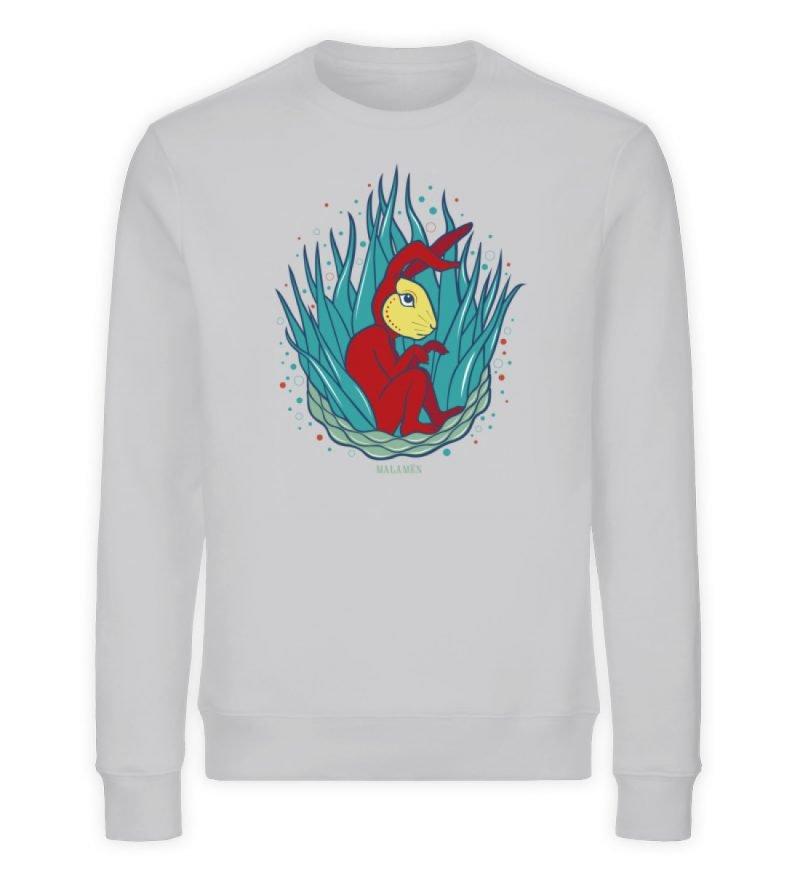 """""""Tochtli"""" von Ruth Melamen - Unisex Organic Sweatshirt-17"""