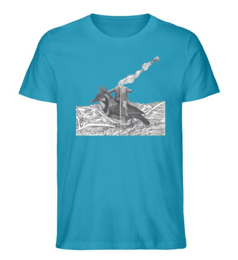 """""""boceto"""" von Chema Chino - Herren Premium Organic Shirt-6877"""