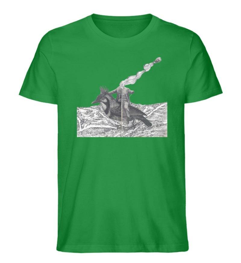 """""""boceto"""" von Chema Chino - Herren Premium Organic Shirt-6879"""