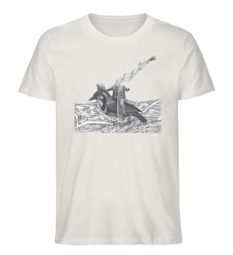 """""""boceto"""" von Chema Chino - Herren Premium Organic Shirt-6865"""