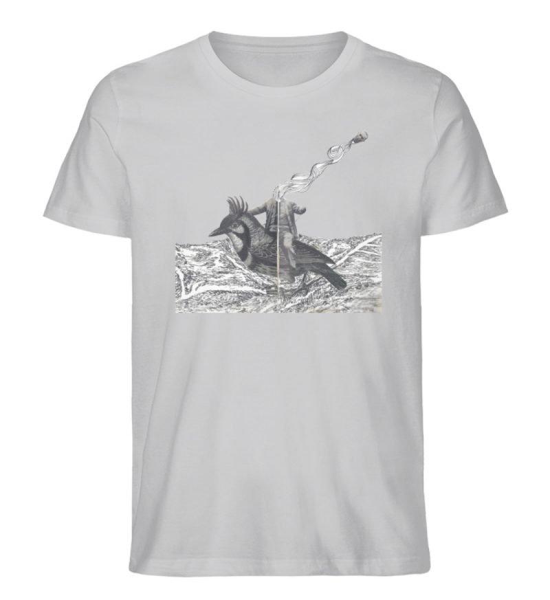 """""""boceto"""" von Chema Chino - Herren Premium Organic Shirt-17"""