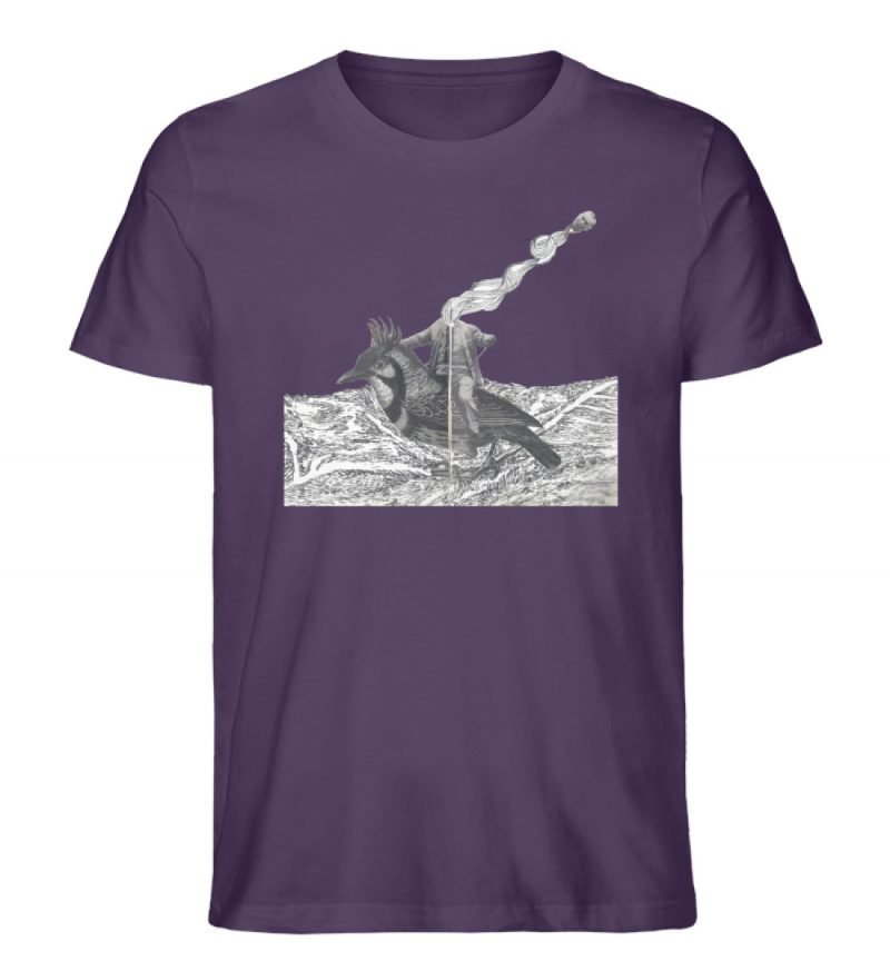"""""""boceto"""" von Chema Chino - Herren Premium Organic Shirt-6876"""