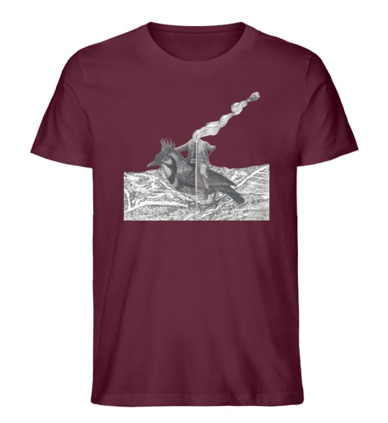 """""""boceto"""" von Chema Chino - Herren Premium Organic Shirt-839"""