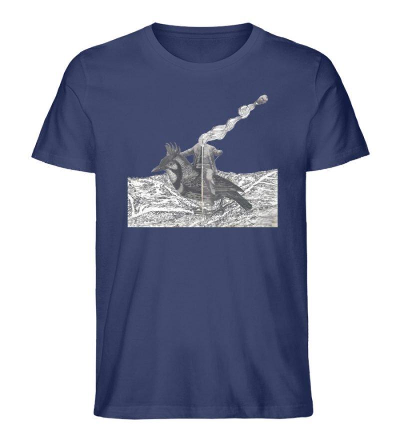 """""""boceto"""" von Chema Chino - Herren Premium Organic Shirt-6057"""
