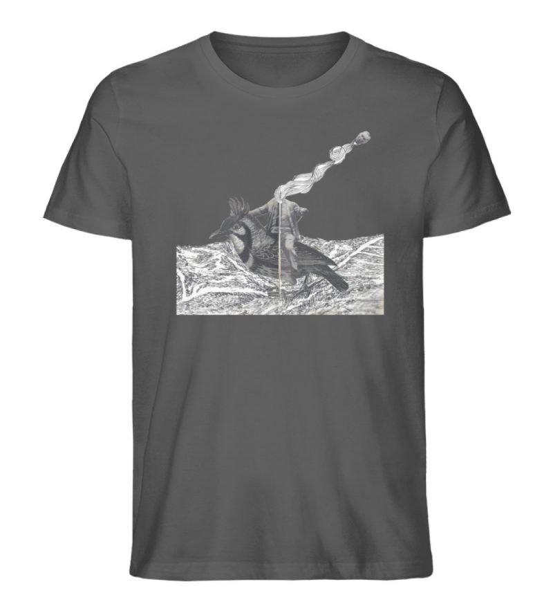 """""""boceto"""" von Chema Chino - Herren Premium Organic Shirt-6903"""