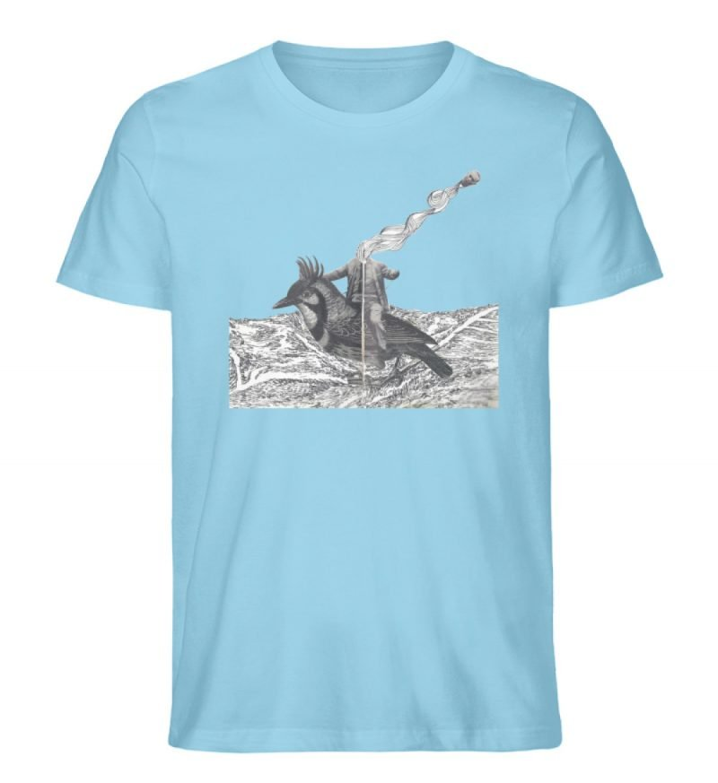 """""""boceto"""" von Chema Chino - Herren Premium Organic Shirt-674"""