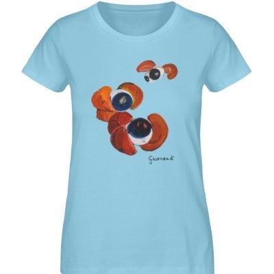 """Guaraná"" von Alrun Prünster Soares - Damen Premium Organic Shirt-674"