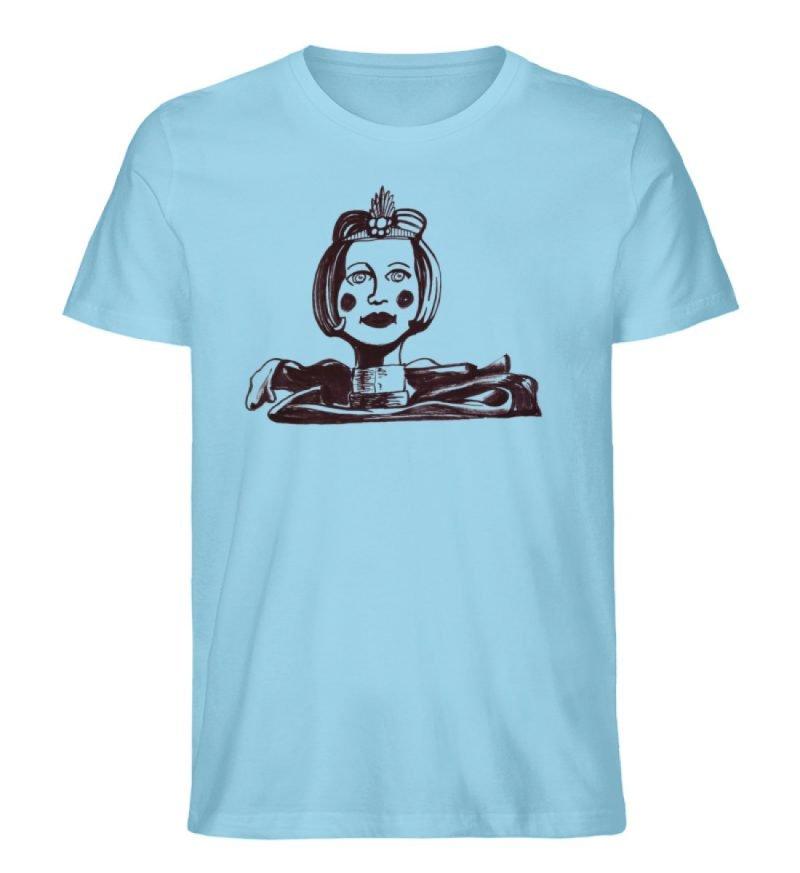 """""""Princess"""" von Alex Rath - Herren Premium Organic Shirt-674"""