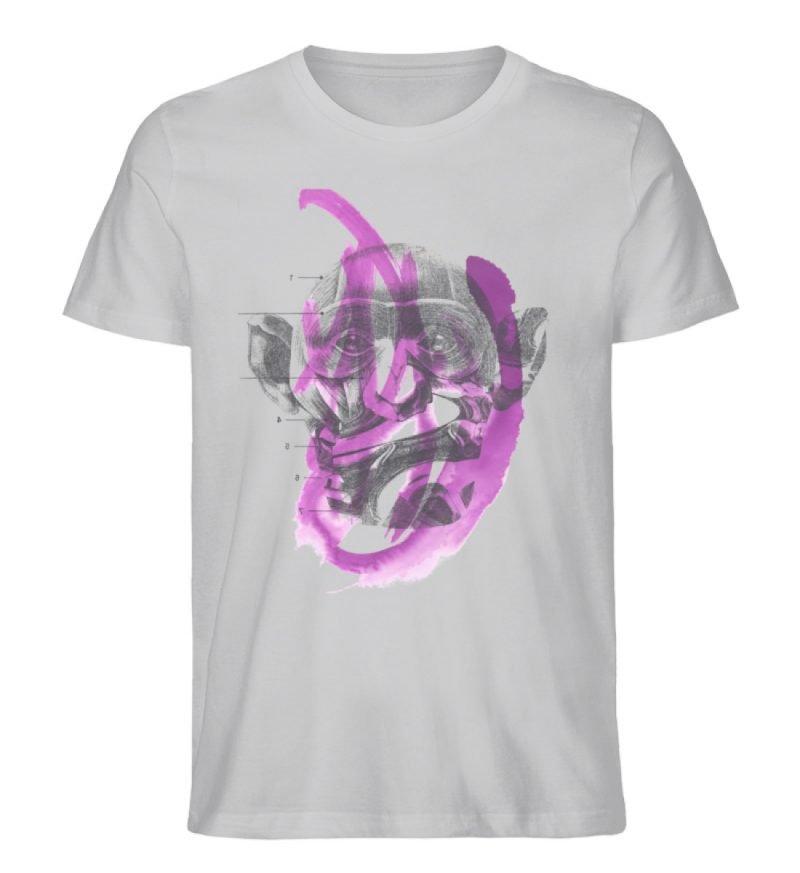 """""""dibujo"""" von Chema Chino - Herren Premium Organic Shirt-17"""