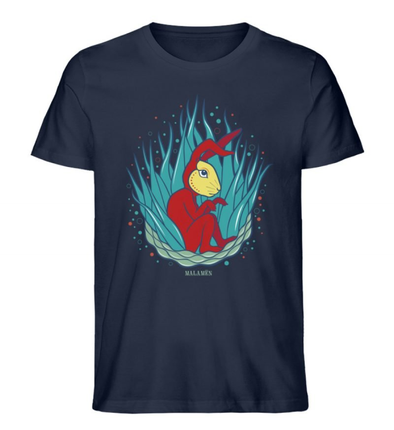 """Tochtli"" von Ruth Melamen - Herren Premium Organic Shirt-6959"