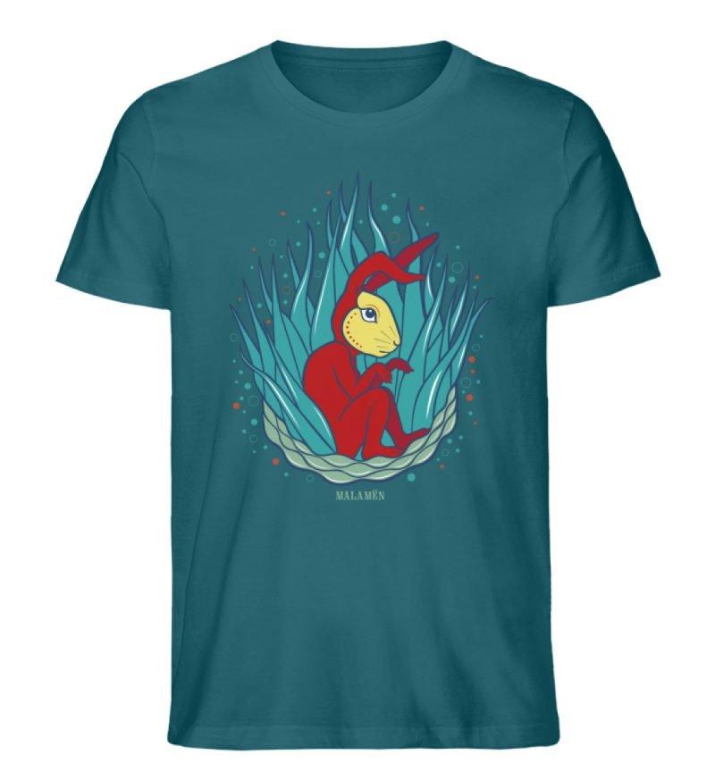 """Tochtli"" von Ruth Melamen - Herren Premium Organic Shirt-6878"