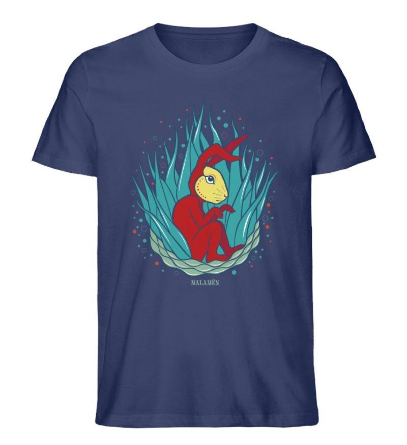 """Tochtli"" von Ruth Melamen - Herren Premium Organic Shirt-6057"