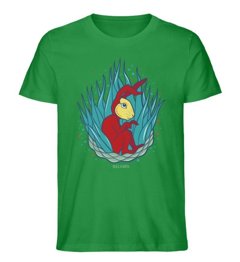 """Tochtli"" von Ruth Melamen - Herren Premium Organic Shirt-6879"