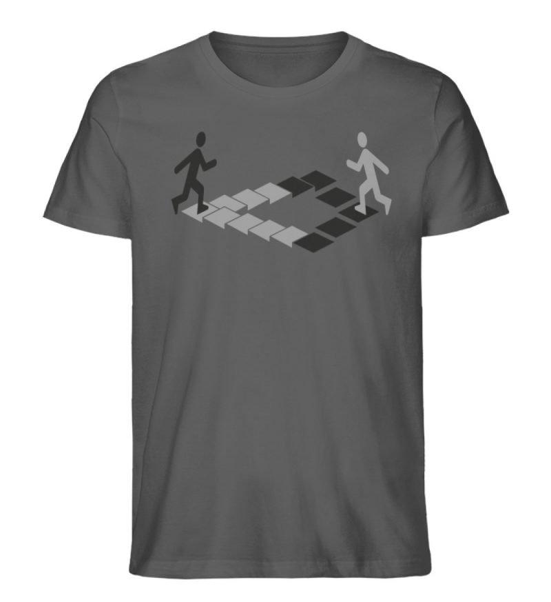 """Penrose"" von Christoph Everding - Herren Premium Organic Shirt-6903"