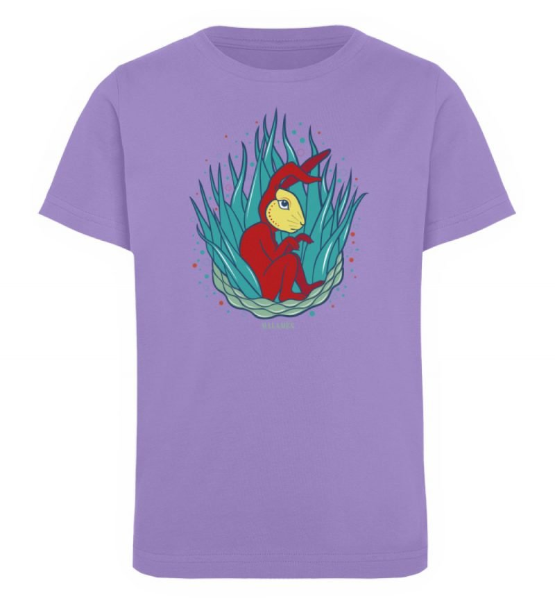 """""""Tochtli"""" von Ruth Melamen - Kinder Organic T-Shirt-6884"""