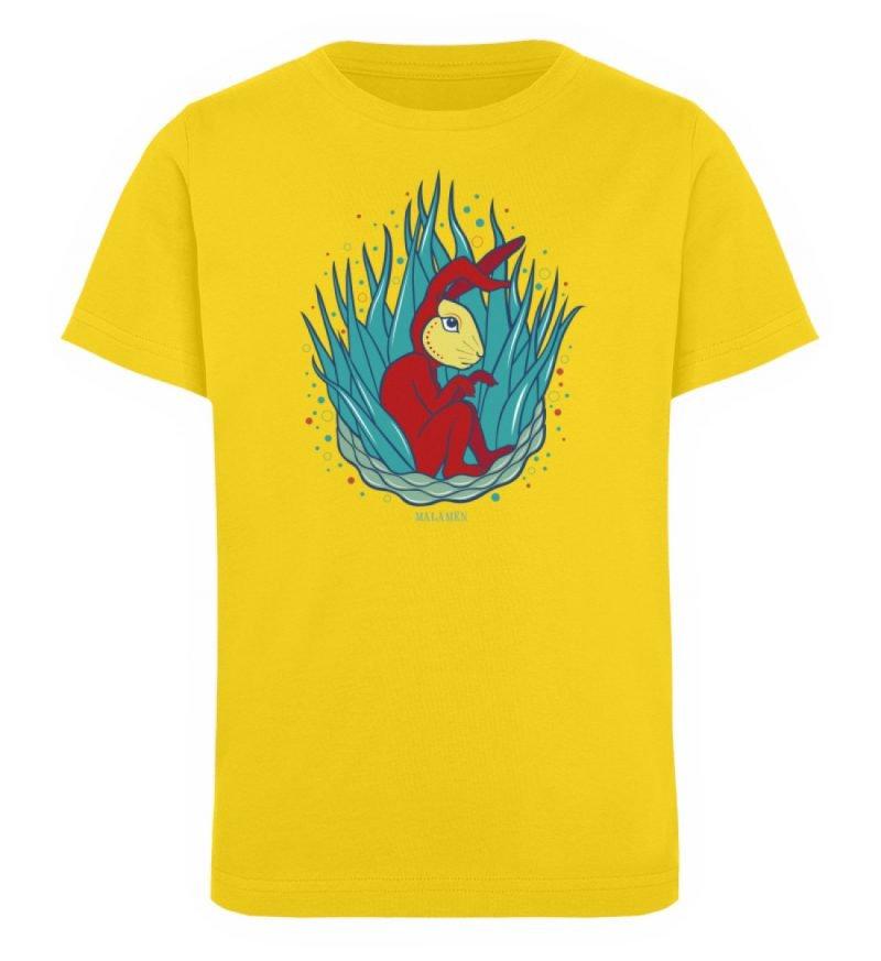"""""""Tochtli"""" von Ruth Melamen - Kinder Organic T-Shirt-6885"""