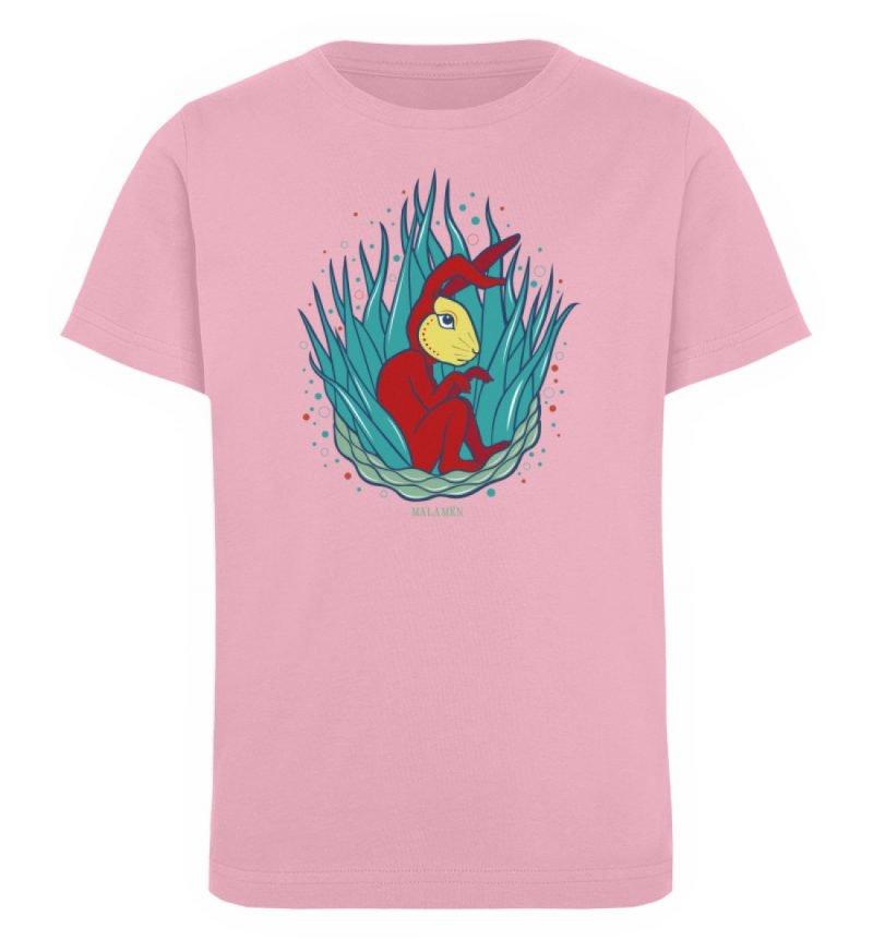 """""""Tochtli"""" von Ruth Melamen - Kinder Organic T-Shirt-6883"""