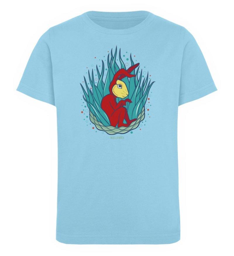 """""""Tochtli"""" von Ruth Melamen - Kinder Organic T-Shirt-674"""