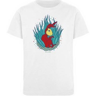 """""""Tochtli"""" von Ruth Melamen - Kinder Organic T-Shirt-3"""