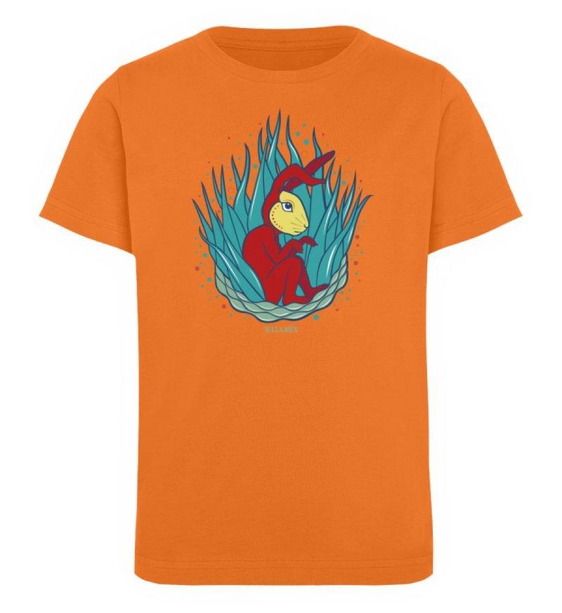 """""""Tochtli"""" von Ruth Melamen - Kinder Organic T-Shirt-6882"""