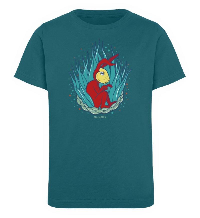 """""""Tochtli"""" von Ruth Melamen - Kinder Organic T-Shirt-6878"""