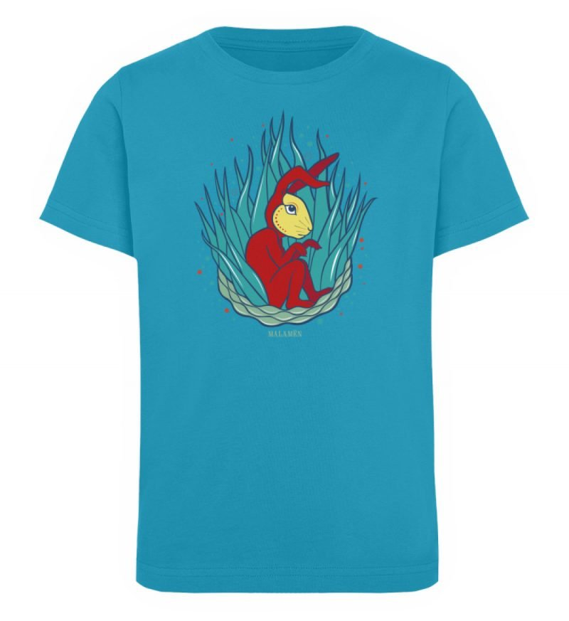 """""""Tochtli"""" von Ruth Melamen - Kinder Organic T-Shirt-6877"""