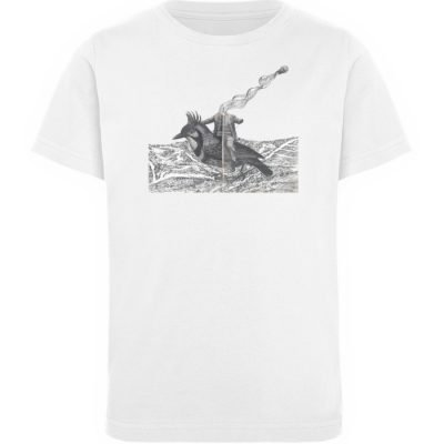 """boceto"" von Chema Chino - Kinder Organic T-Shirt-3"