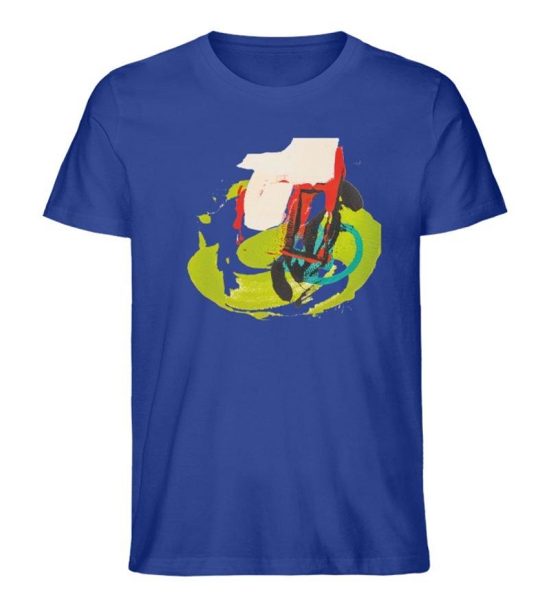 """""""Die Zukunft wird knapp"""" von Sarah Rogen - Herren Premium Organic Shirt-668"""