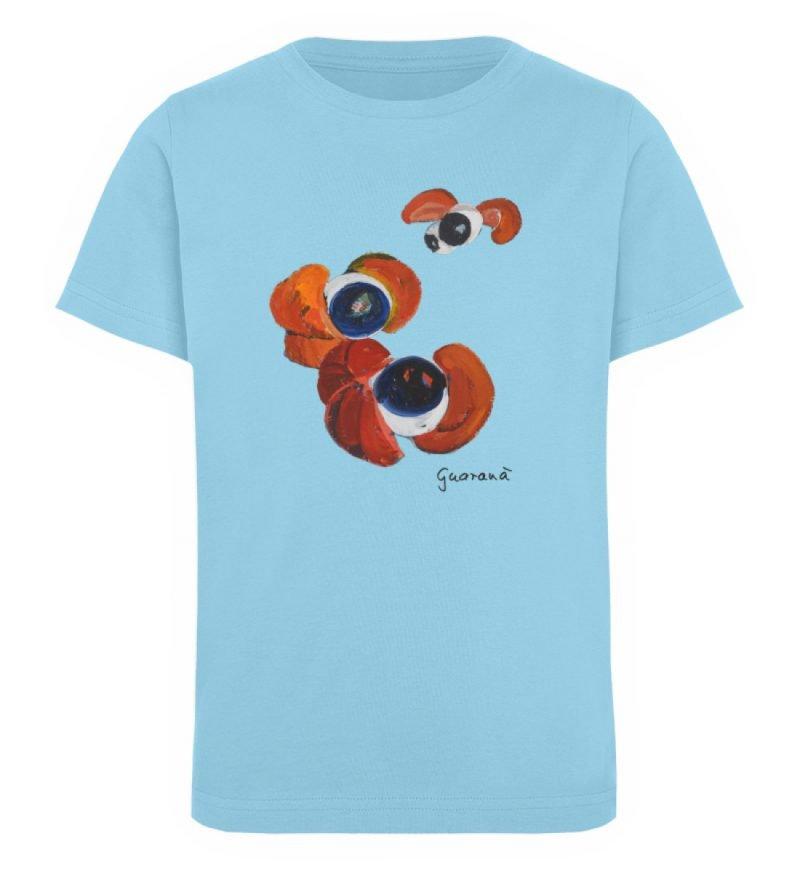 """""""Guaraná"""" von Alrun Prünster Soares - Kinder Organic T-Shirt-674"""