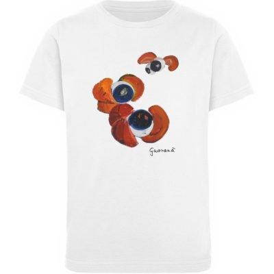 """""""Guaraná"""" von Alrun Prünster Soares - Kinder Organic T-Shirt-3"""